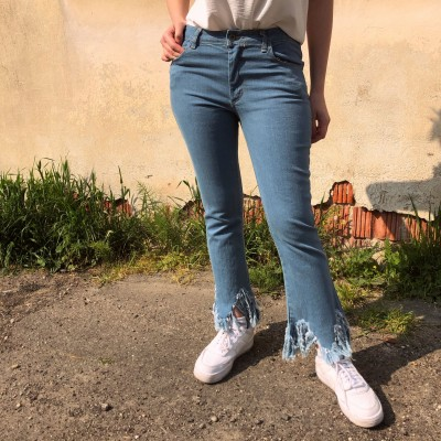 JEANS DONNA: COD.0593